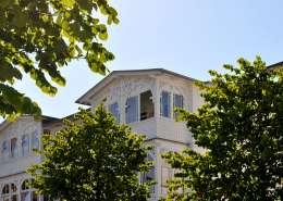 Bäderarchitektur Ostseebad Binz