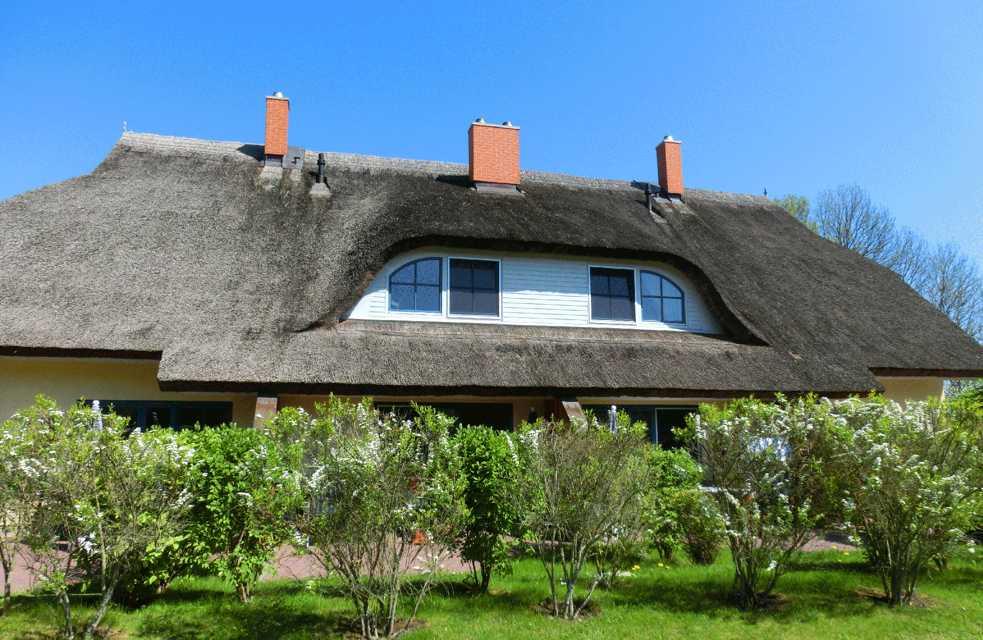 Ferienhaus Malve 3 im Feriendorf Puddeminer Wiek auf Rügen